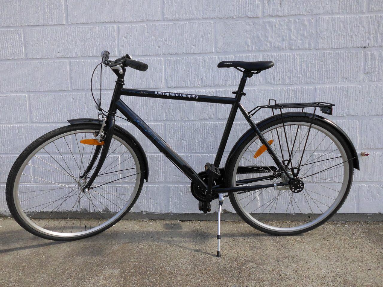Aktivitäten - Fahrradvermietung