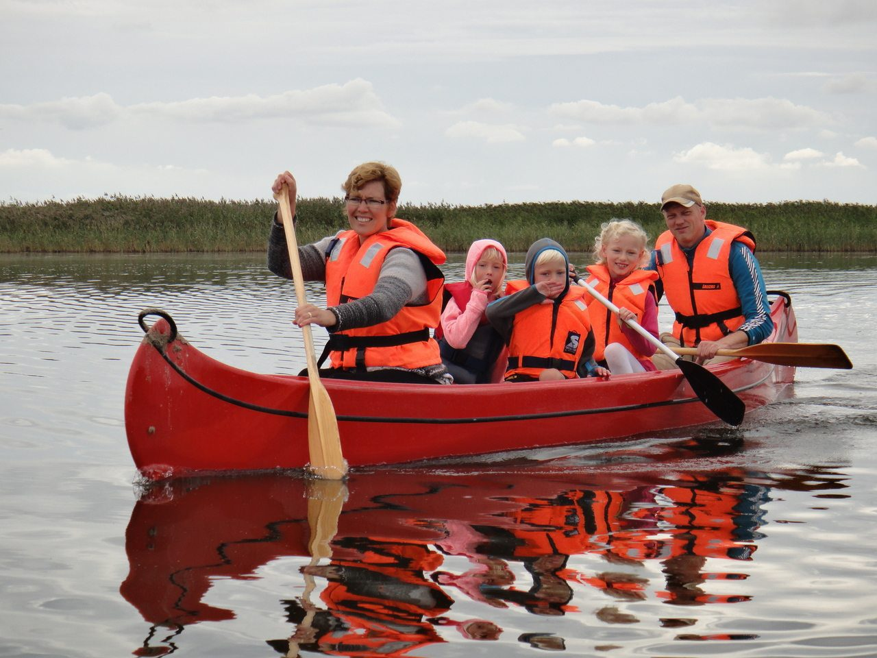 Aktiviteter - kanoudlejning