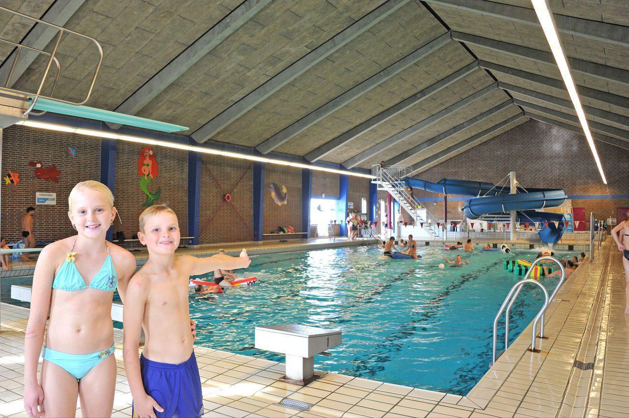 Aktivitäten - Schwimmhalle