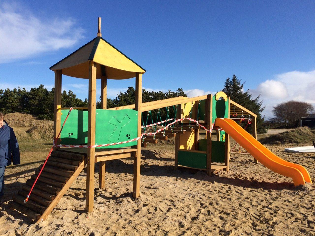 Aktivitäten - Spielplatz