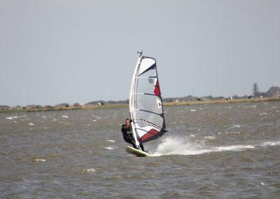 Wind- und Kitesurfing