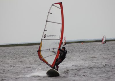 Wind- og kitesurfing