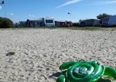 camping egen strand
