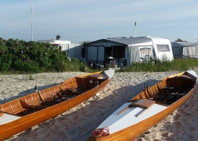 kano ved fjorden