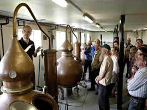 Aktivitäten - Whisky Destillerie